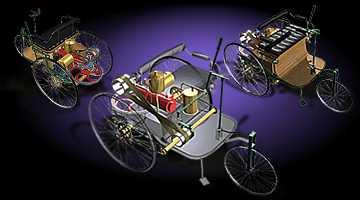 Benz Dreirad