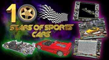10 classic sportscars